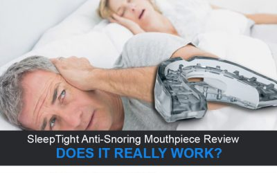 SleepTight Mouthpiece Review – Is This Anti-Snoring Device Worth It?