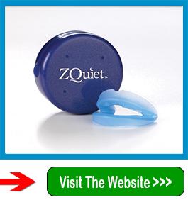 ZQuiet Snoring Mouthpiece