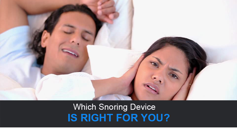 Anti Snoring Devices Reviews 2018