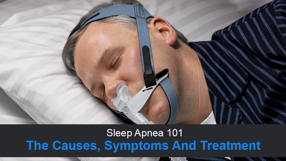 Sleep Apnea (OSA): The Causes, Symptoms And Treatment