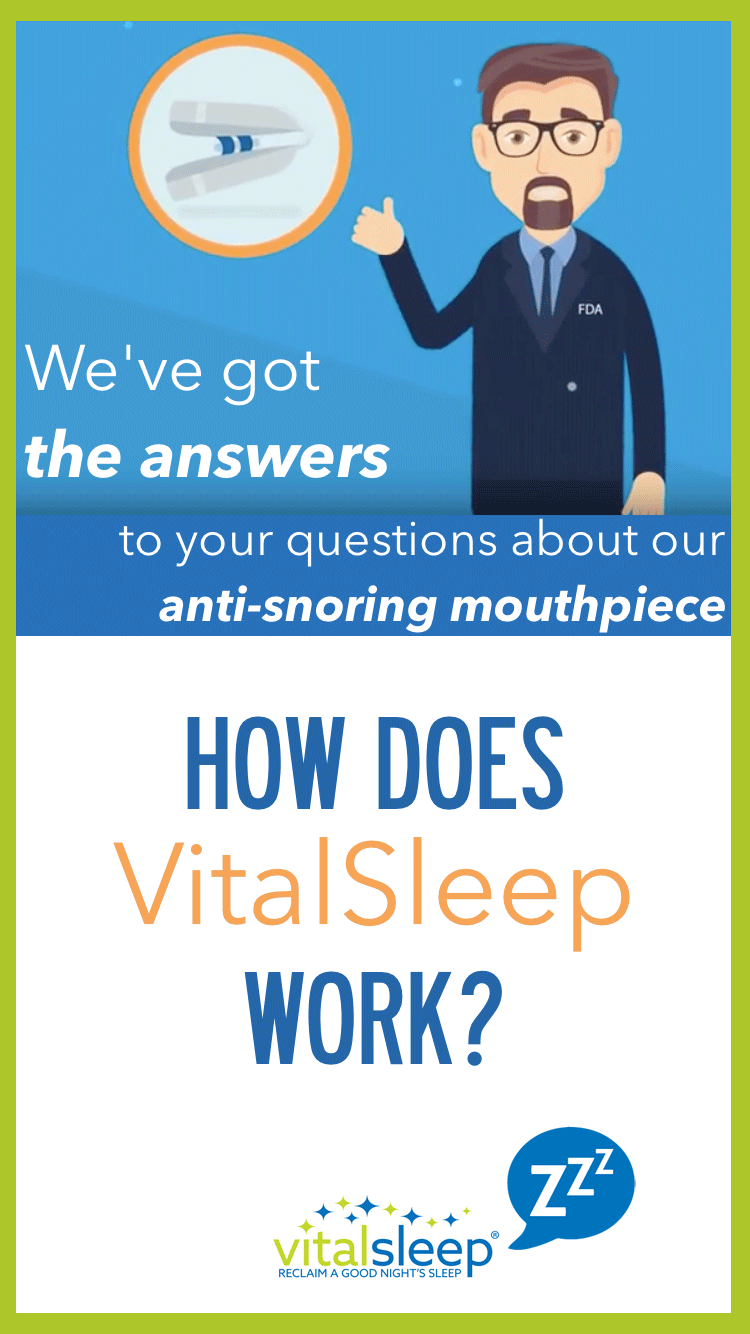 VitalSleep Mouthpiece Reviews