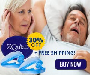 Stop Snoring With ZQuiet